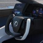 Elektroautokonzept: Erste Bilder des Lexus LF-Z mit Tesla-Lenkrad veröffentlicht