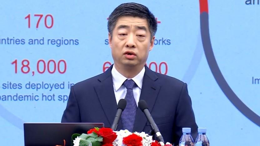 Ken Hu, rotierender Vorstandsvorsitzender von Huawei