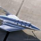 Raumfahrt: Virgin Galactic stellt neues, spiegelndes Raumschiff vor