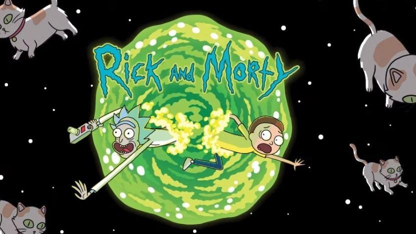 Rick and Morty - die fünfte Staffel kommt.