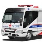 Elektroauto: Toyota testet Brennstoffzellen-Krankenwagen