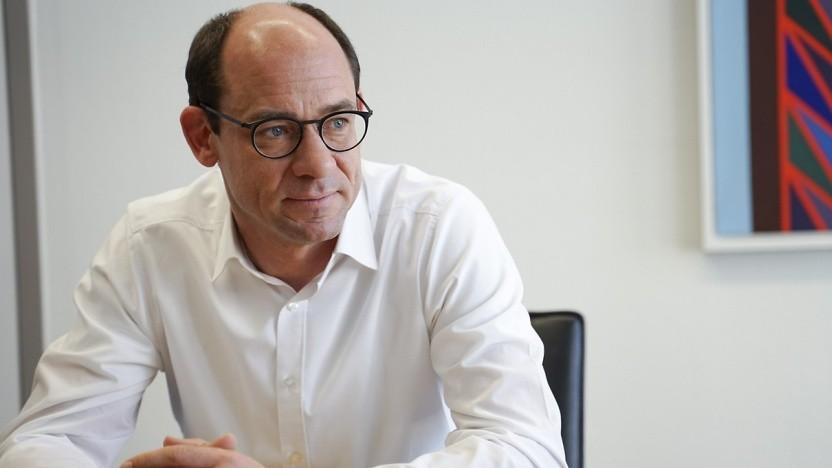 Jan Brecht ist seit 24 Jahren bei Daimler und seit sechs Jahren CIO von Daimler und Mercedes-Benz.