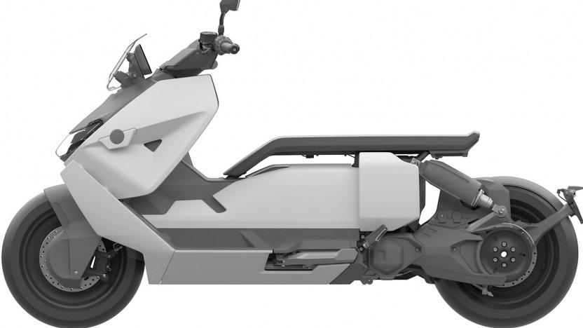 BMW CE 04 E