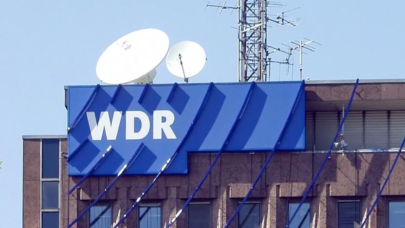 Unbekannte überlagern offenbar Frequenzen des WDR.