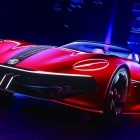 MG Cyberster: MG B Roadster mit Lasergürtel und Union Jack