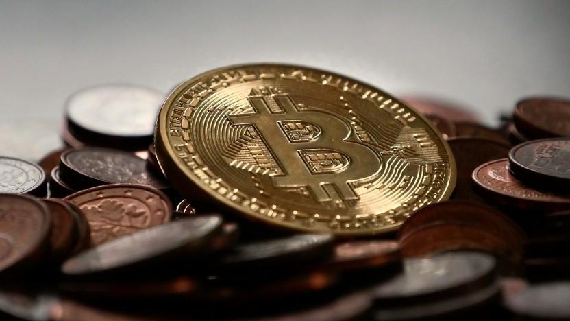 Ein Bitcoin (Symbolbild)