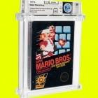 Nintendo: Super Mario Bros bringt Rekordsumme bei Versteigerung ein