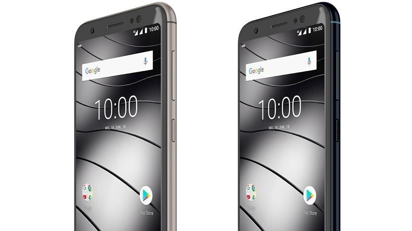 Smartphones von Gigaset (Smybolbild): ungewöhnliches Verhalten nach Update