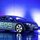 Elektrische S-Klasse: Mercedes EQS fährt bis zu 770 km weit