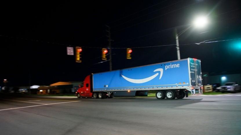 Amazon bestätigt erstmals, dass Mitarbeiter in Flaschen urinieren.