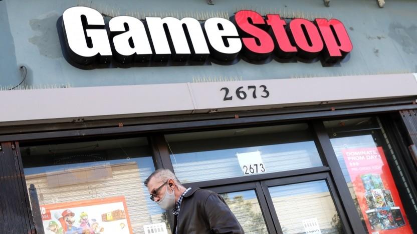 Gamestop will neue Aktien ausgeben, um Kapital einzusammeln.