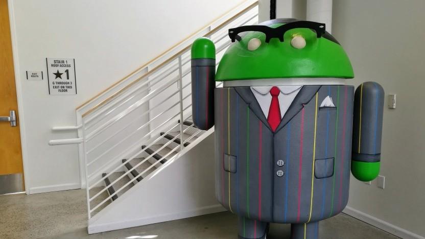 Die Java-Nutzung in Android ist legal. Oracle sah das nicht so.