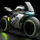 Segway Apex H2: Elektromotorrad mit Wasserstoffantrieb für 9.000 Euro