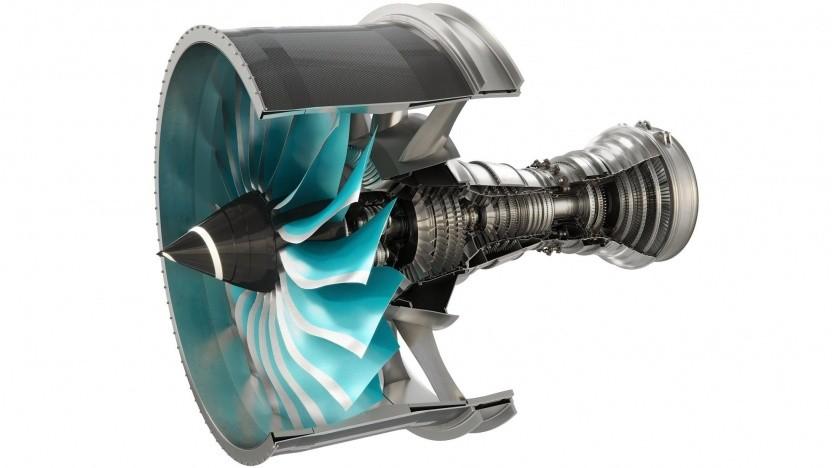 Ultrafan von Rolls Royce: Test mit nachhaltigem Kraftstoff