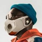 Xupermask: Nicht nur Razer baut skurrile Gesichtsmasken mit LED-Licht