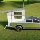 Tesla: Cyberlandr macht den Cybertruck zum Campingmobil