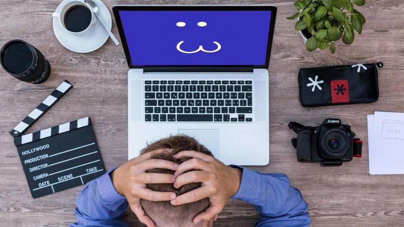 Windows entsperrt bald den Desktop, wenn Personen davorsitzen.