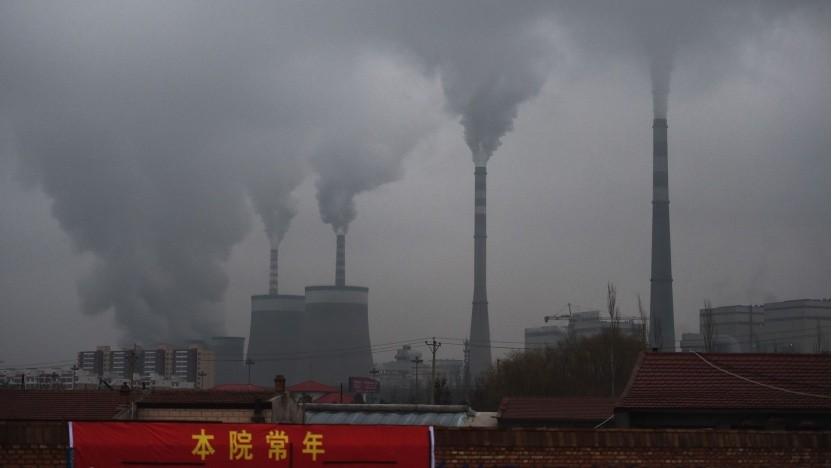 Kohlekraftwerk in China: Etwa 40 Prozent des Kryptominings mit Kohlestrom
