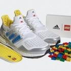 Adidas: Neue Sneaker lassen sich mit Legosteinen erweitern