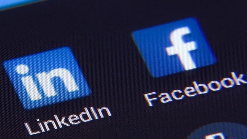 Zwei riesige Datenlecks bei Linkedin und Facebook