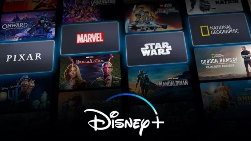 Jahresabo von Disney+ bei der Telekom verfügbar.