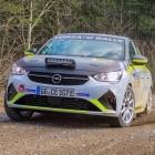 Sicherheit: Opel Corsa-e Rally erhält Raumschiff-Sound für Rennen