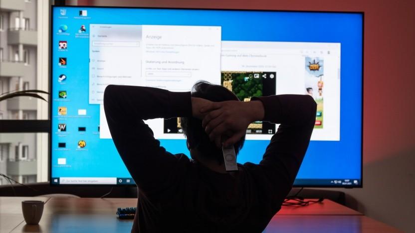 Samsung baut zurzeit eigentlich ausschließlich QLED-TVs.