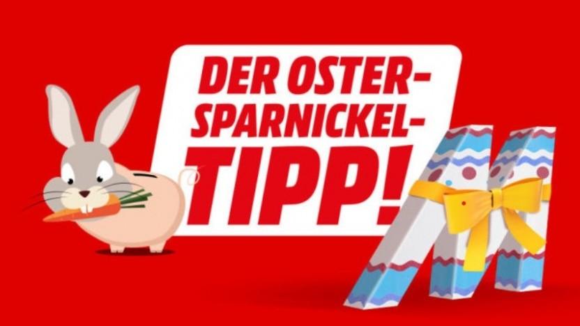 Der Oster-Sparnickel-Tipp bei Media Markt
