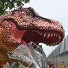 Jurassic Park: Neuralink-Gründer will Dinosaurier wiederbeleben