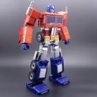 Transformers zum Leben erweckt: Optimus Prime verwandelt sich mit 27 Motoren selbstständig