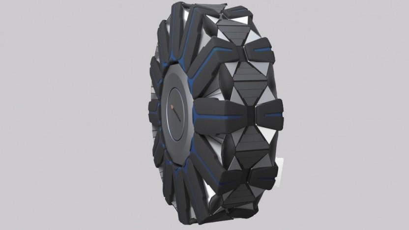 Faltbarer Reifen