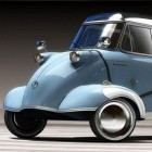 Elektroauto: Messerschmitts Kabinenroller kommt als E-Auto wieder
