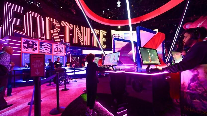 Epic Games und Fortnite auf der Spielemesse E3 2019