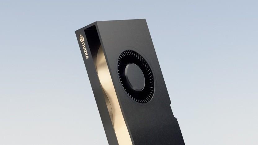 Eine RTX A5000 für Workstations