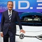Elektroauto: Elon Musk wollte Herbert Diess zum Tesla-Chef machen