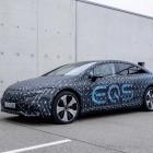 Elektro-Luxuslimousine: Mercedes verbaut sieben Jahre altes Tablet im EQS