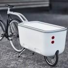 Biomega Ein: Elektrischer Fahrradanhänger für normale Fahrräder