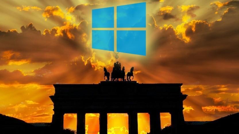 Microsoft-Produkte werden wohl nicht so schnell aus Bundesbehörden verschwinden.