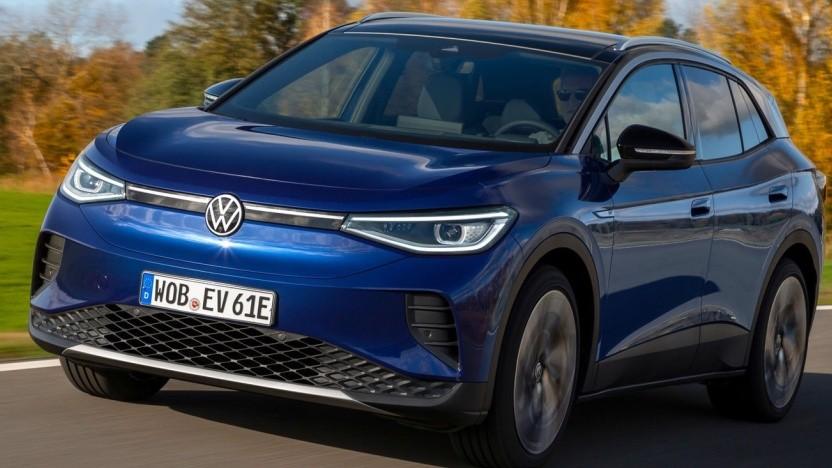 VW ID.4: Das SUV kommt in den USA auf den Markt.