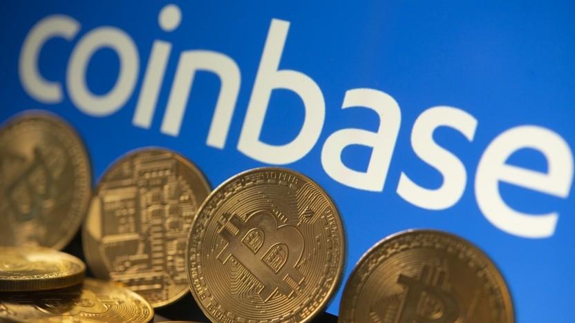 Coinbase geht an die Börse.