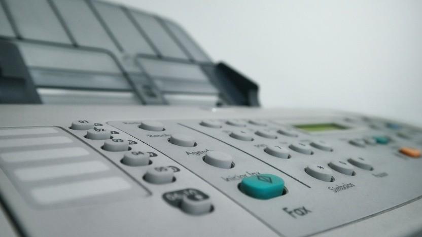Das Faxgerät als Sinnbild versäumter Digitalisierung