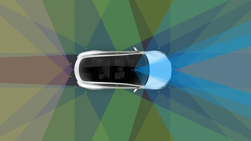 Symbolbild für Full-Self-Driving