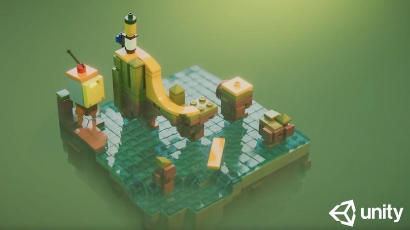 Lego Builder's Journey wird Raytracing und DLSS nutzen.