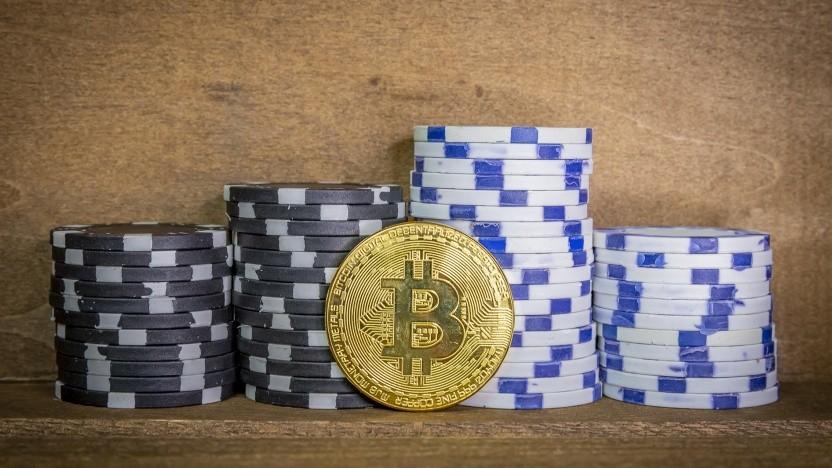 Der Bitcoin ist kein Spielgeld, allerdings spielen manche durchaus damit.