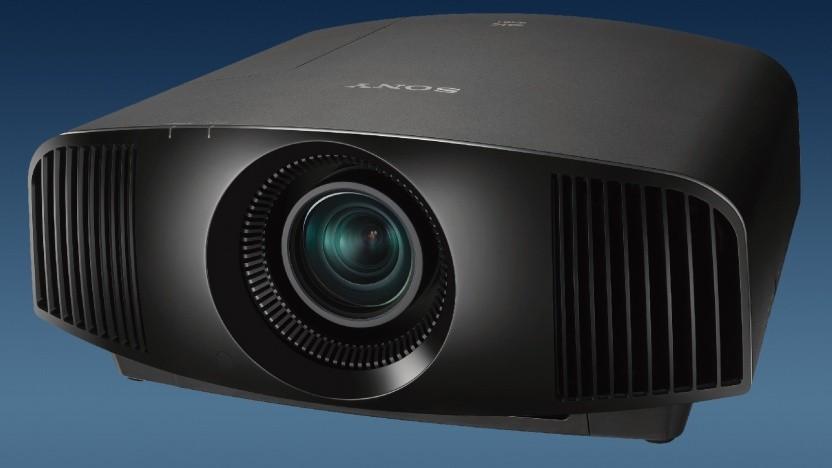 VPL-VW290ES liefert eine native 4K-Auflösung.