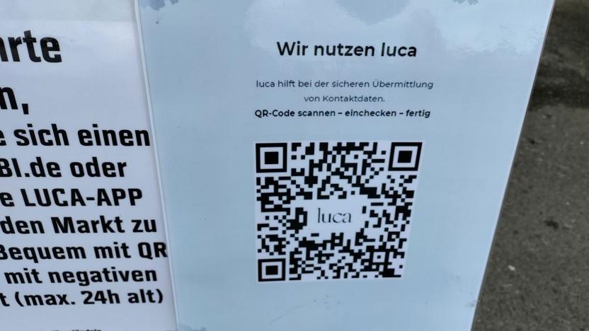 Die Entwickler der Luca-App weisen Kritik an ihrer Anwendung zurück.