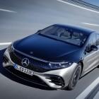 """Luxuslimousine EQS: Mercedes zeigt das """"aerodynamischste Serienauto der Welt"""""""