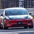 Japan EV Grand Prix: Tesla Model 3 schlägt Porsche Taycan im Rennen