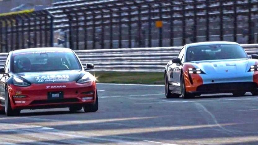 Tesla vs. Porsche