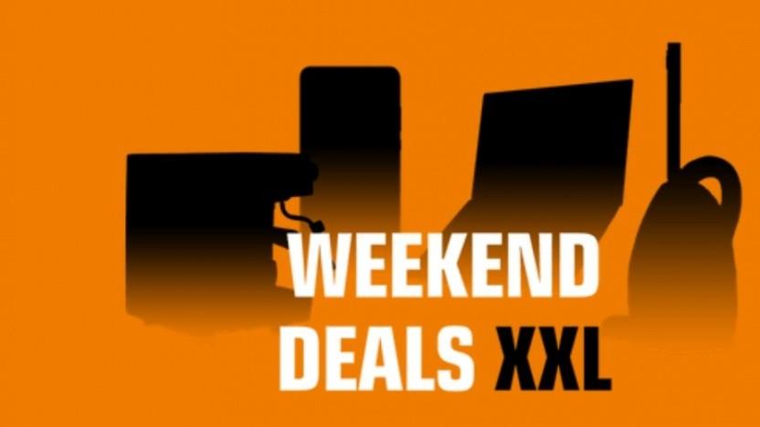 Viele Angebote bei den Weekend Deals XXL bei Saturn